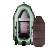 Надувная лодка Bark B-250N книжка (двухместная)