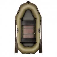 Надувная лодка Bark B-240CD (двухместная)