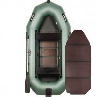 Надувная лодка Bark B-300ND книжка (трехместная)