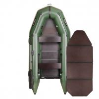 Надувная лодка Bark BT-310 книжка (трехместная)