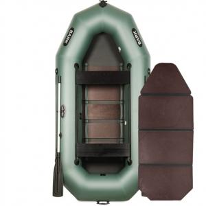 Надувная лодка Bark B-300D книжка (трехместная)