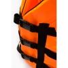 Жилет страховочный оранжевый 90-110