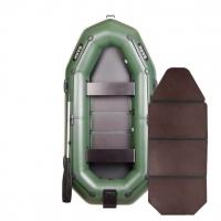 Надувная лодка Bark B-280NP книжка (трехместная)