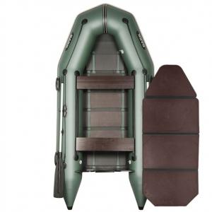 Надувная лодка Bark BT-310D книжка (трехместная)