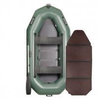 Надувная лодка Bark B-280D книжка (трехместная)