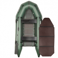 Надувная лодка Bark BT-290D книжка (двухместная)