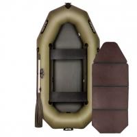Надувная лодка Bark B-240D книжка (двухместная)