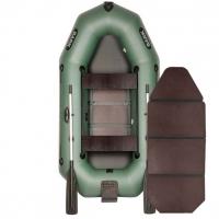 Надувная лодка Bark B-250ND книжка (двухместная)