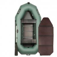 Надувная лодка Bark B-270D книжка (двухместная)