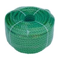 Веревка 6mm / 30m универсальная, зеленая