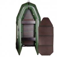 Надувная лодка Bark BT-330 книжка (четырехместная)