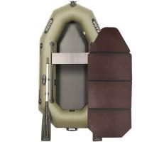 Надувная лодка Bark B-220D книжка (одноместная)