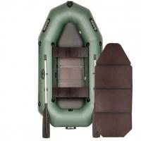 Надувная лодка Bark B-250D книжка (двухместная)