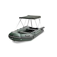 Тент для лодок BARK 390 - 450 см.