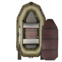 Надувная лодка Bark B-230D книжка (двухместная)