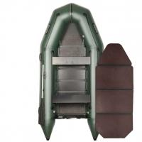 Надувная лодка Bark BT-330D книжка (четырехместная)
